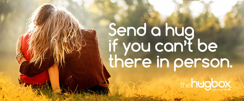 send a hug box gift and receive a smile