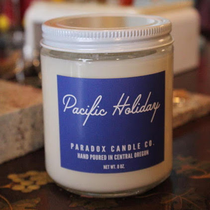 paradox candle co oregon private label pacific holiday