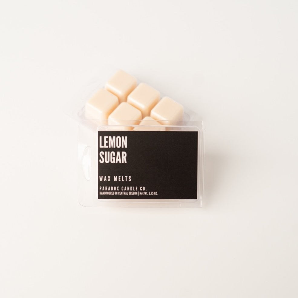 LEMON + SUGAR WAX MELTS