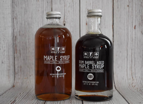 Republic of Vermont Maple Syrup