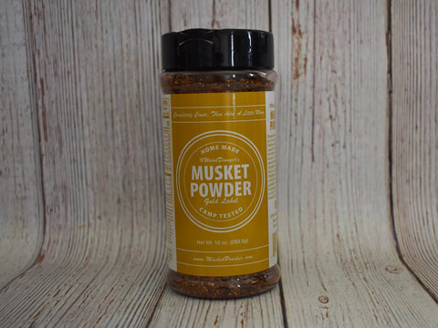 Musket Powder Seasoning - Gold Label