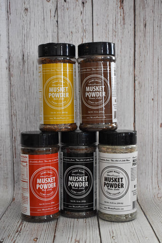 Musket Powder Gift Set