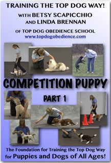 Top Dog Competition Puppy - Part 1 DVD