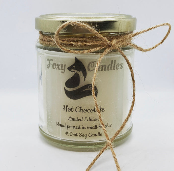 Hot Chocolate Candle(190ml)