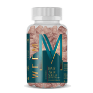 Hair Skin Nails Gummies - Give your body the natural-looking sparkle! - weem