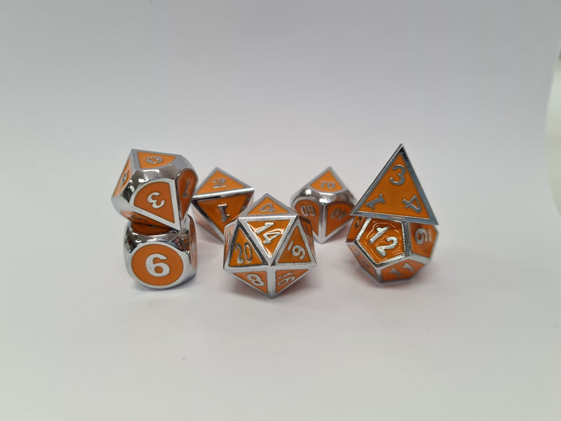 Dice Monster Metal Premium Set 07