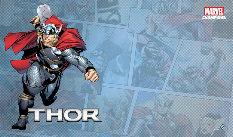 Marvel Champions: The Card Game - Thor Game Mat (Preorder)