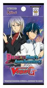 VAN Dragon King's Awakening G Booster Pack 12 ENG
