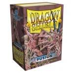 Sleeves Dragon Shield Box 100 Fusion - Good Games