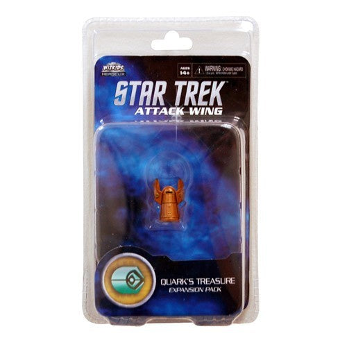 Star Trek Attack Wing Quark's Treasure