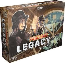 Pandemic Legacy Season 0 - Good Games