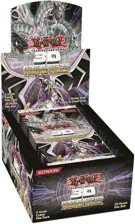 Yugioh 3d Movie Pack Booster Box - Good Games