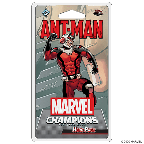 Marvel Champions LCG Ant-Man Hero Pack PREORDER - Good Games