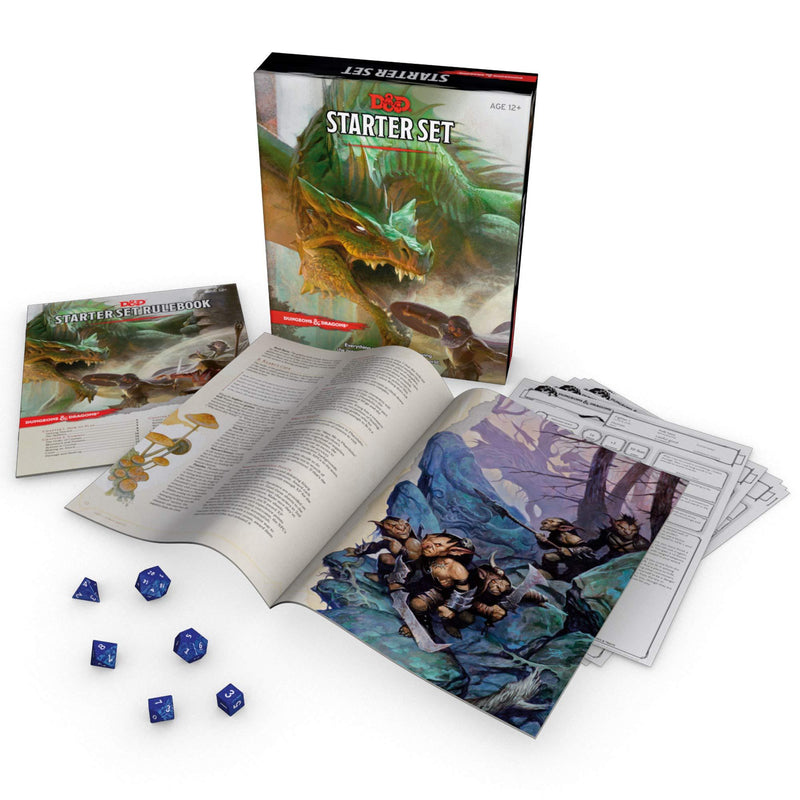 Dungeons & Dragons Starter Set - Good Games