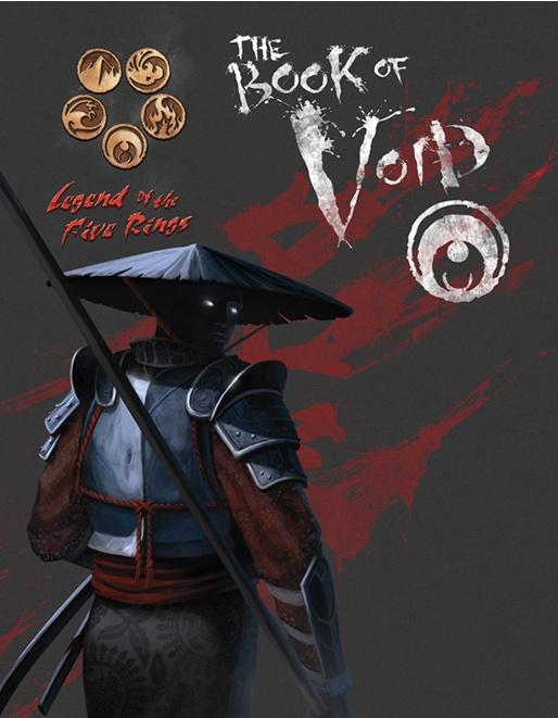 L5r Rpg Book Of Void - Good Games