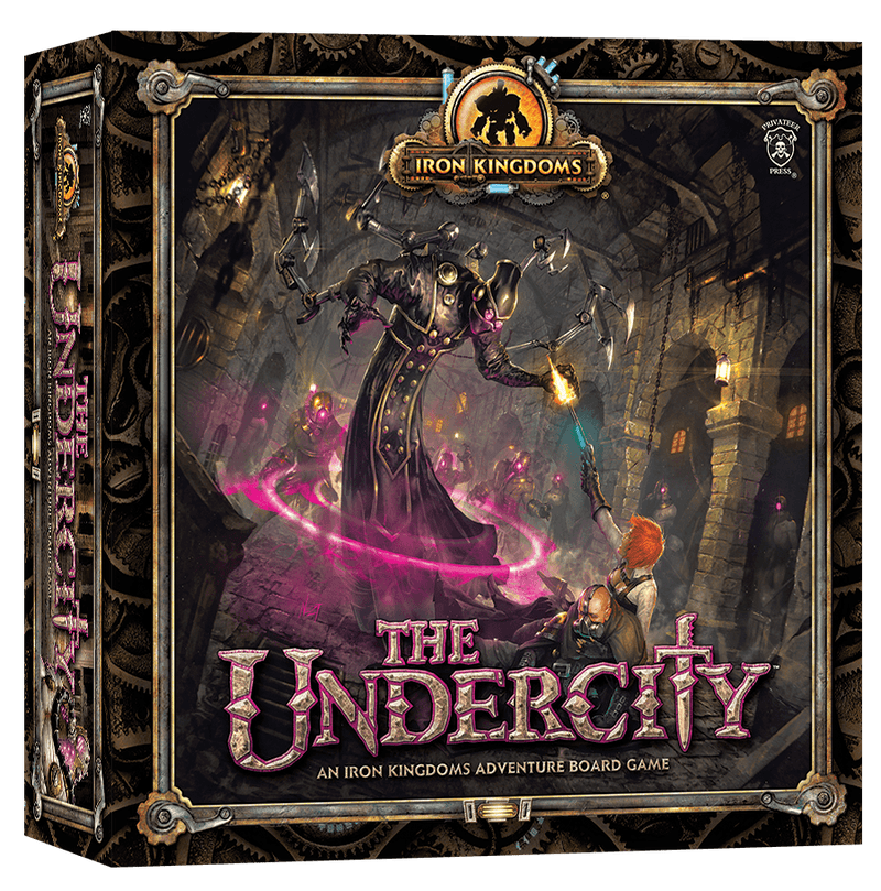 Iron Kingdoms The Undercity - Good Games
