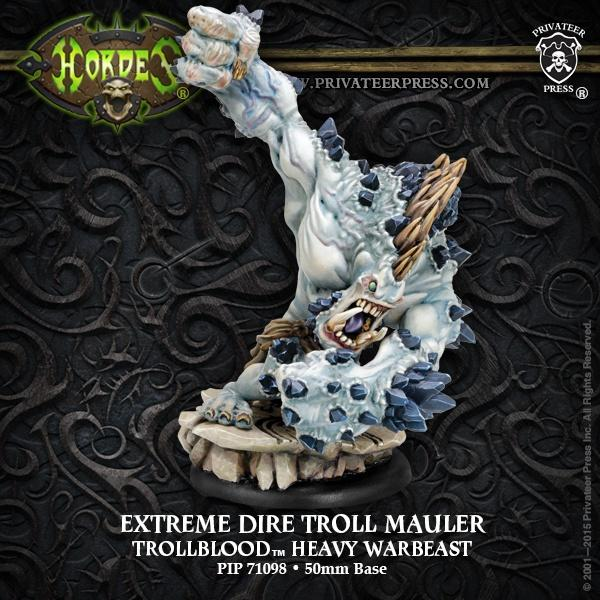 Pip71098 Trollblood Extreme Dire Troll Mauler - Good Games