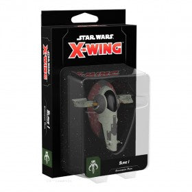 Star Wars: X-Wing (Second Edition) Slave 1