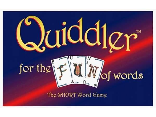 Quiddler Card Game - Good Games