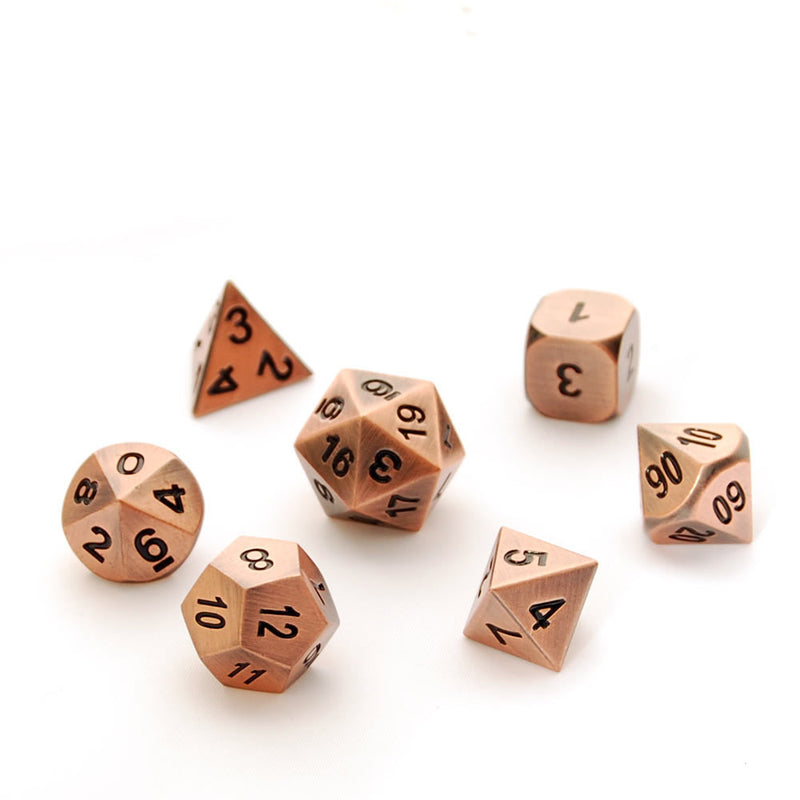 Dice Hoard Metal Set 06
