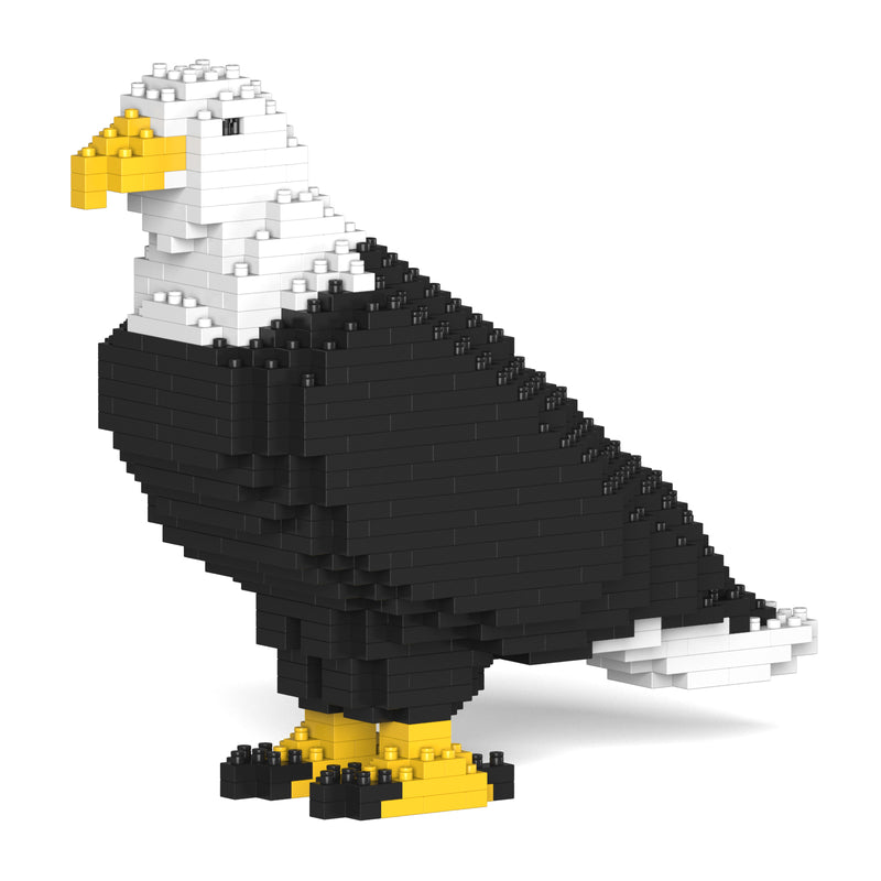 Jekca - Bald Eagle - Small (01S)