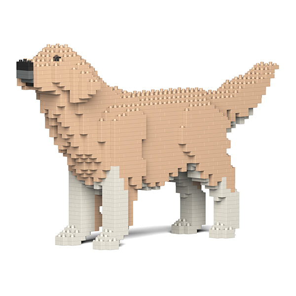 Jekca - Golden Retriever - Small (02S-M01)
