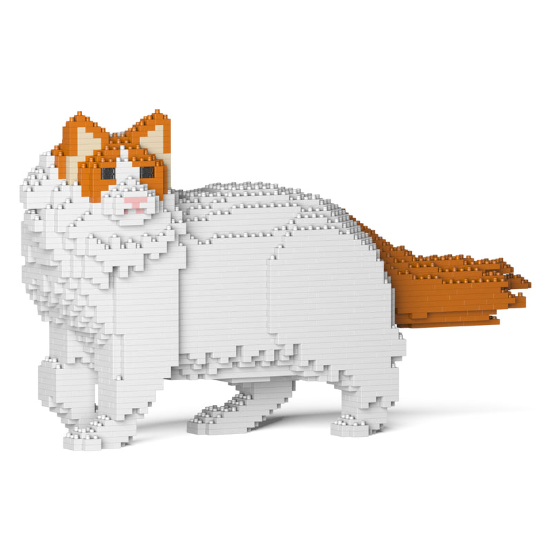Jekca - Ragdoll Cat - Small (02S-M04)