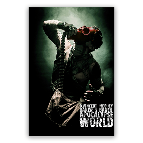 Apocalypse World 2nd Edition Softcover