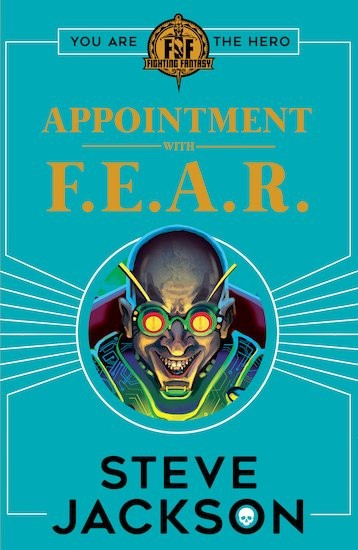 Fighting Fantasy Appointment with Fear