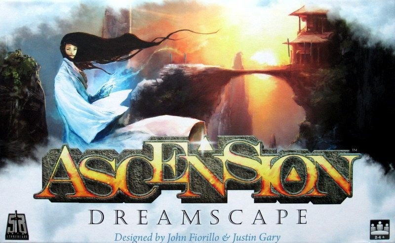 Ascension Dreamscape (Alternate Barcode)