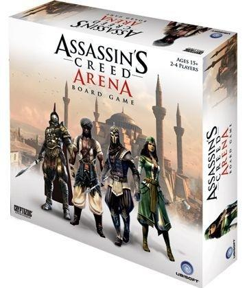 Assassin's Creed Board Game - Good Games