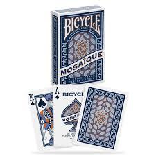 Bicycle Mosaique Playing Cards - Good Games