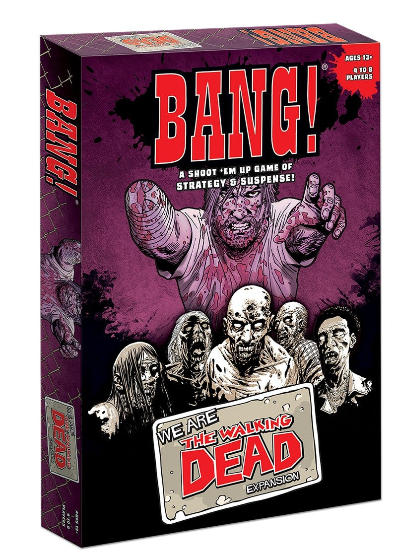 The Walking Dead Bang! Expansion