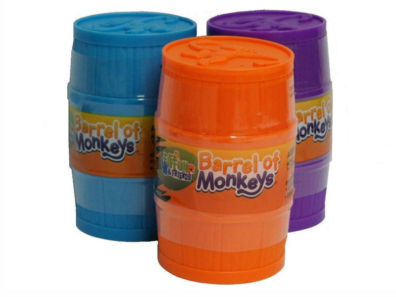 Hasbro Barrel Of Monkeys - Good Games