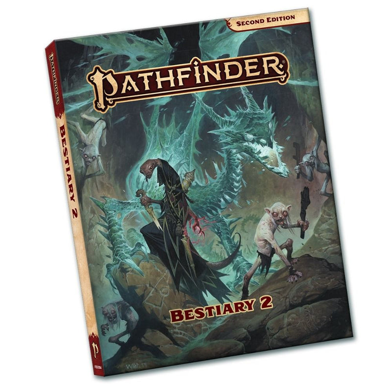 Pathfinder 2nd Edition Bestiary 2 Pocket Edition