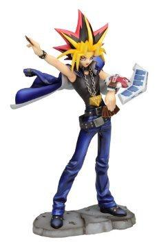 Yugioh Yami Yugi Duel With Destiny Ani Statue - Good Games