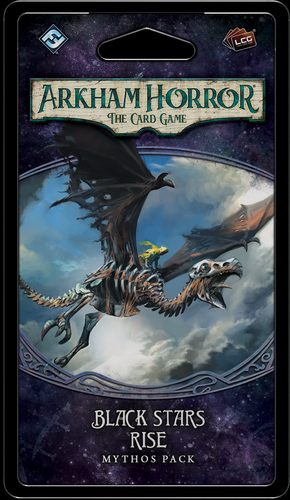 Arkham Horror: The Card Game - Black Stars Rise: Mythos Pack
