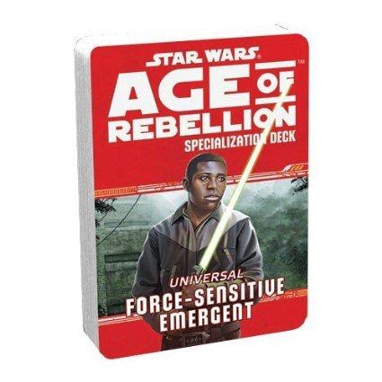 Star Wars Age Of Rebellion Force Sensitive Specialization Deck - Good Games