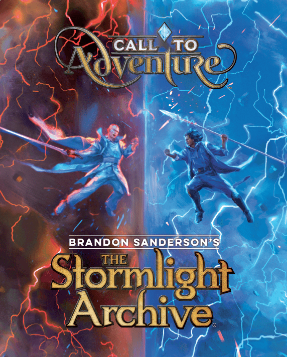 Call to Adventure The Stormlight Archive - Good Games