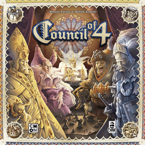 Council Of 4 - Good Games