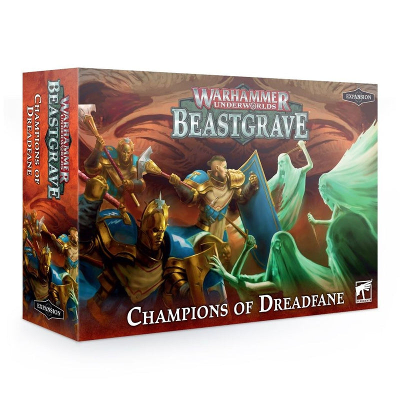 WH Underworlds: Champions of Dreadfane (ENGLISH)