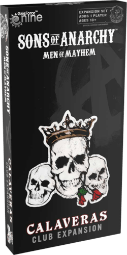 Sons Of Anarchy: Men Of Mayhem ??? Calaveras Club Expansion - Good Games