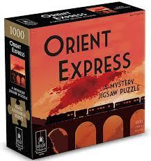 The Orient Express BePuzzled - Good Games