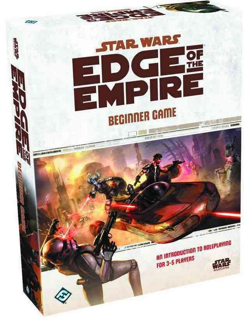 Star Wars Edge Of The Empire Beginner Game Rpg - Good Games