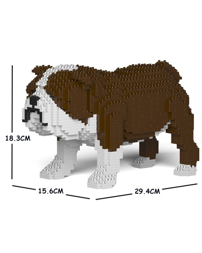 Jekca - English Bulldog - Small (01S-M01)