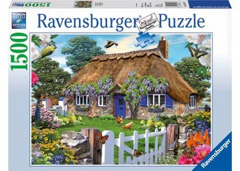 Howrad Robinson Cottage 1500pc Jigsaw Ravensburger
