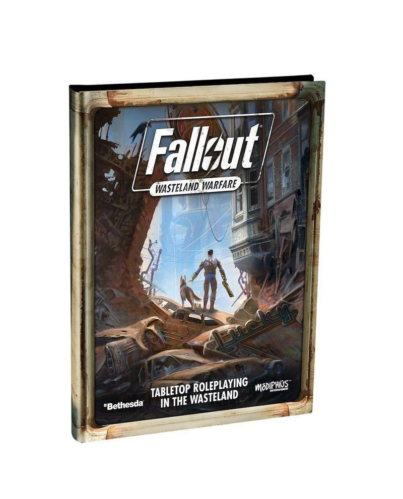 Fallout Wasteland Warfare Roleplaying Game - Good Games