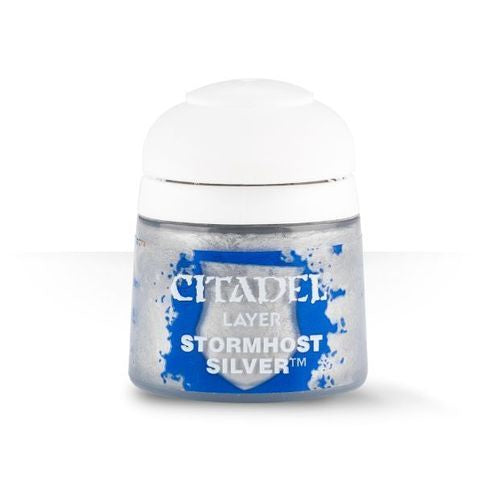 Citadel Layer Paint - Stormhost Silver (12ml) 22-75