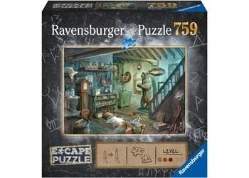 Jigsaw Puzzle Escape 8 The Forbidden Basement 759pc - Good Games