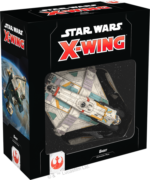 Star Wars X Wing 2Nd Edition Wave V Ghost